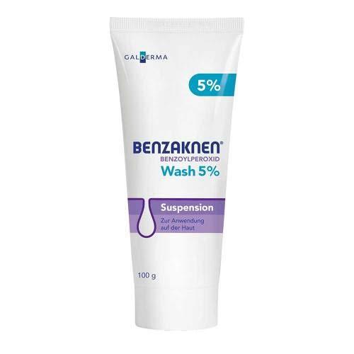 Akne Kämpfen Gel (Benzaknen Wash 5% 100 g)