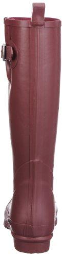 Giesswein Zwiedorf 53-10-49058, Stivali donna Rosso (Rot (weinrot 385))