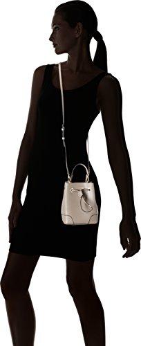 FURLA - Stacy Mini Drawstring, Borse a secchiello Donna Marrone (Sabbia B)