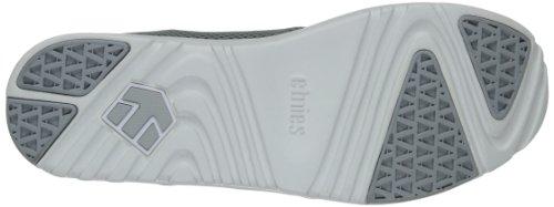 Etnies SCOUT 4101000419/488, Sneaker Uomo Grigio (Grau (GREY/WHITE 370))