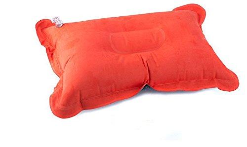 Takestop® cuscino gonfiabile poggiatesta cuscinetto 38x25x5cm mare cc52127 piscina sole estate colore casuale