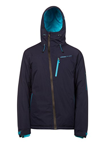 Protest Research Jacket Ground Blue