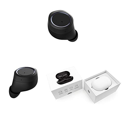 Hengta Bluetooth Kopfhörer Bluetooth Headset V5.0 TWS True Wireless Bluetooth In-Ear-Kopfhörer mit Ladekästchen Sport Kopfhörer für iOS/Android/Windows (Player Android-basierte)