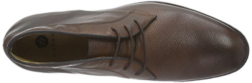 H.D. Hudson Mfg Co. Lockner, Bottines Chukka à tige courte homme Marron - Marron (caramel)