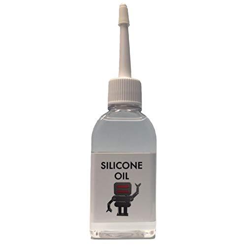 Aceite de silicona para impresoras 3D y brazos de robot de escritorio,...