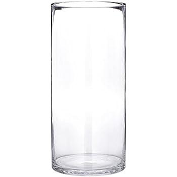 glasvase vase glas blumenvase bodenvase zylinder gro 120 cm k che haushalt. Black Bedroom Furniture Sets. Home Design Ideas