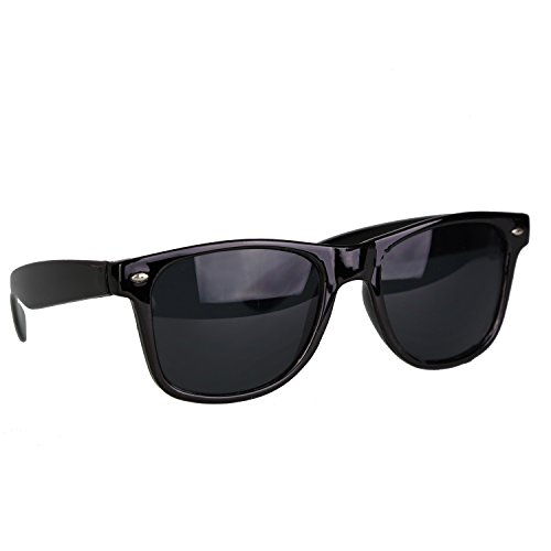 Wayfarer Style Sonnenbrille Retro Nerdbrille Blues Brothers