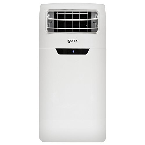 31sBxqIS6wL. SS500  - Igenix IG9906 4-in-1 Portable Air Conditioner with Cooling, Heating, Dehumidifier Function, 3 Fan Speeds with Sleep Mode…