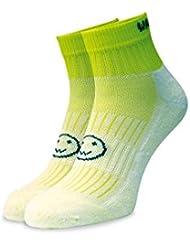 WackySox Cheville de Flo vert chaussettes de sport