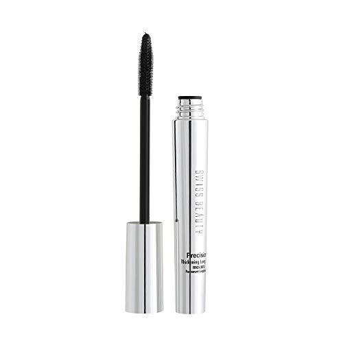 Swiss Beauty Precision Thickening Long Lash Deep Black Mascara - 10mL