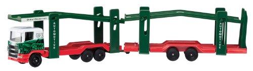 Image of Corgi 1:64 Scale Eddie Stobart Car Transporter