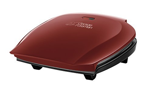 george-foreman-18872-five-portion-family-grill-red-by-george-foreman