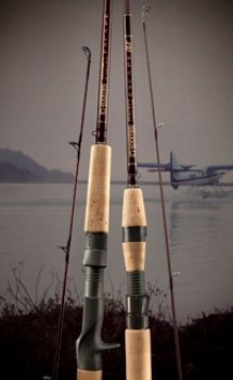 G. Loomis Escape Travel ETR84-3 MS 12 Spinning Rod by G. Loomis