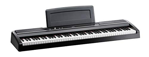 KORG SP-170S Digital Piano, schwarz, 88 Tasten, 2x9 Watt