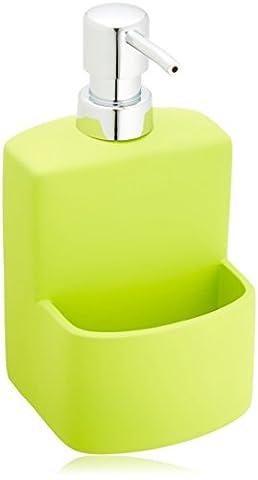 Wenko 3620112100 Distributeur de Liquide Vaisselle Festiv
