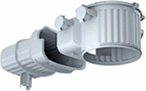 KAISER 128130 Einbaugehäuse, HaloX® 100 mit Tu 128130