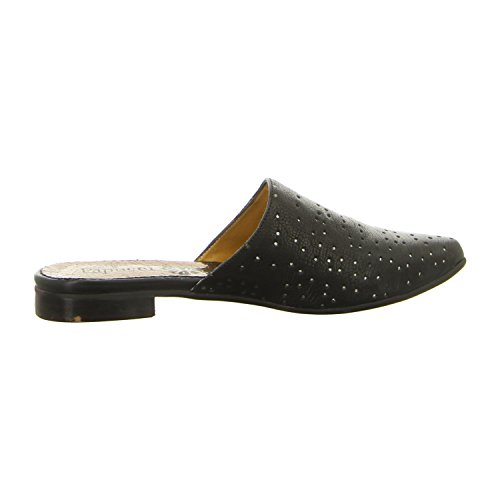 Papucei Brielle Black, Zoccoli donna Black