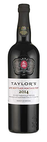 Taylors Late Bottled 2014 Vintage Port, 75cl (Portguese)
