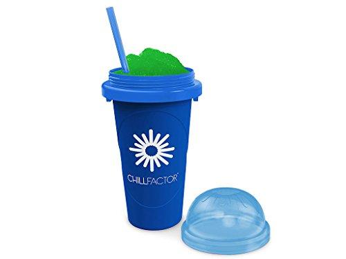 Slushy Maker Tutti Frutti Chillfactor Magic Freez BCD (blau)