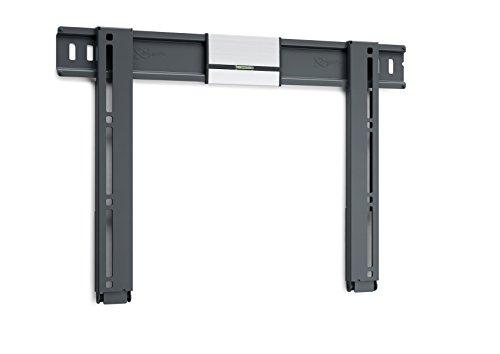 Vogel's THIN 405 TV-Wandhalterung für 66-140 cm (26-55 Zoll) Fernseher, starr, max. 25 kg, Vesa max. 400 x 400, schwarz
