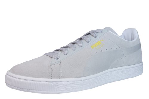 Puma Suede Classic Sprayed hommes chaussures / Chaussures - gris Grey