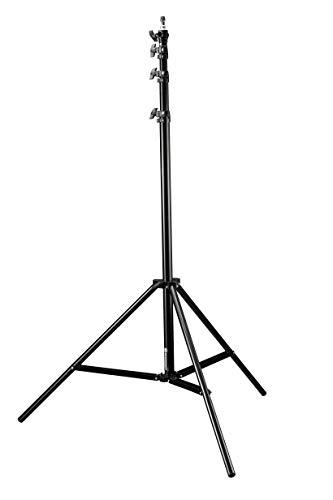 Bresser BR-TP400R Stativo 400cm per Flash da studio / Luce continua