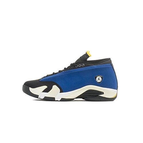 Nike Herren Air Jordan 14 Retro Low Basketballschuhe Mehrfarbig