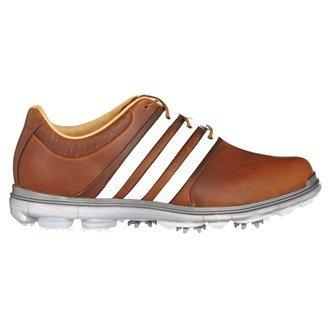 Adidas Mens Pure 360 Limited Golf Shoes 2015 Mens Tan Brown 7 Regular Fit Mens Tan Brown 7 Regular Fit