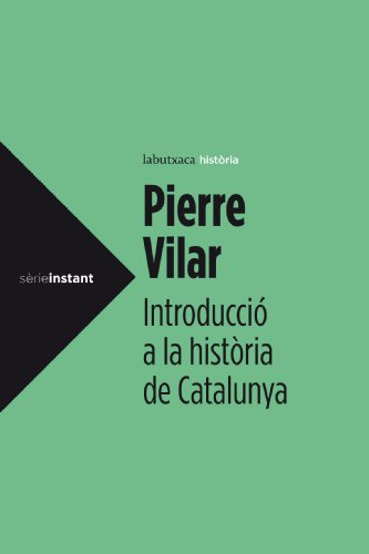 PIERRE VILAR (Fontinhan 1906 Donapaleu, 2003) és un dels historiadors francesos que més s'han ocupat de temes hispánics i, especialment, de la história de Catalunya. Aquest llibre recull el text que va escriure com a introducció a la História de Cata...