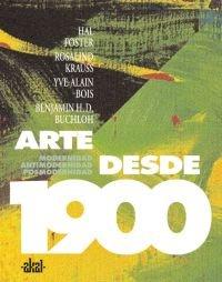 Descargar Libro Arte desde 1900 (Arte contemporáneo) de Yve-Alain Bois