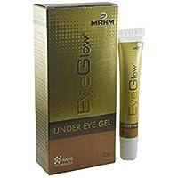 MRHM | Eye Glow Under Eye Gel | For Dark circles, Puffiness & Fine lines | Glutathione with Nanotechnology | 20g
