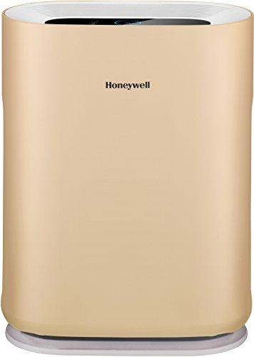 Honeywell Air Touch A5 53-Watt Room Air Purifier (Champagne Gold)