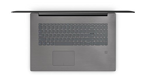 Lenovo IdeaPad 320 43,9 cm (17,3 Zoll HD+ Anti-Glare) Notebook (Intel Core i3-7100U Dual-Core, 8 GB RAM, 1 TB HDD, DVD-Brenner, Intel HD Grafik 620, Windows 10) schwarz (onyx black) - 8