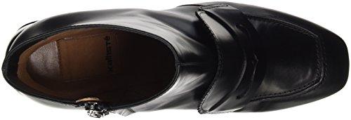 Kallisté Damen 5243.4 Mokassin Boots Schwarz (Nero)