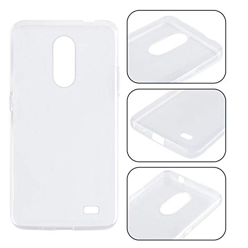 Voviqi Blackview A10 Hülle, Hülle für Blackview A10 Handyhülle für Blackview A10- Crystal Clear Ultra Dünn Durchsichtige Silikon Schutzhülle TPU Case für Blackview A10, Transparent