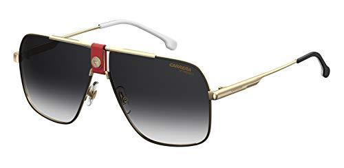 Carrera Herren 1018/S Sonnenbrille, Mehrfarbig (Gold Red), 63