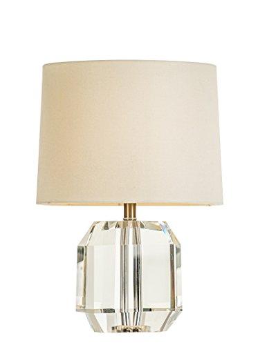 personnalité simple Lampe de table en cristal Chambre Lampe de chevet Creative American Country européenne Creative Lampe de chevet Salon