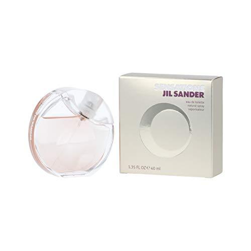 Jil Sander Jila sander sensations eau de toilette spray 40 ml
