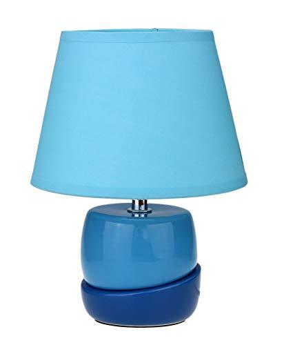 """Nachttischlampe""""Emma"""" (Blau)"""