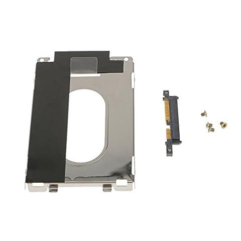SATA HDD Support Disque Dur + Connecteur + 4 Vis pour HP Pavilion DV9000 DV6000
