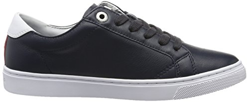 Tommy Hilfiger Damen V1285enus 1a1 Sneakers Blau (Midnight 403)