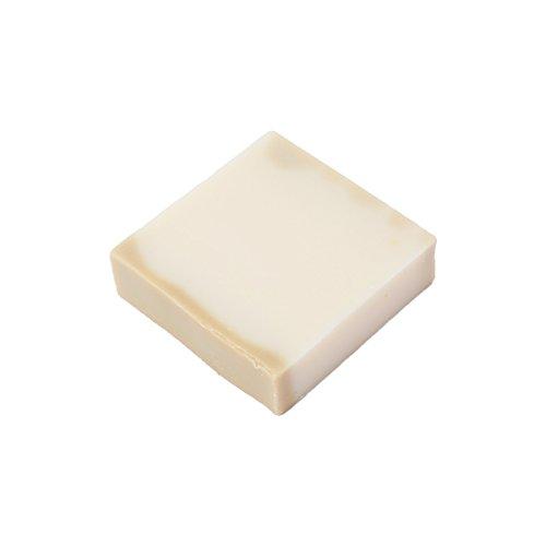 Frcolor Barre de shampooing solide organique organique naturel avec l'huile de noix de coco de catégorie thérapeutique