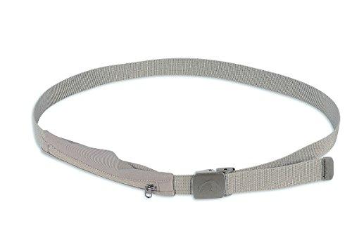 Tatonka, Cintura da viaggio Donna, con tasca portasoldi 2866, Grigio (Warm Grey), 105 x 2.5 cm