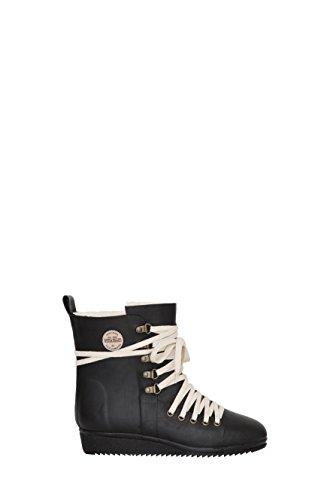 Nokian Footwear by Julia Lundsten - Stivali di gomma -Lace Up Warm- (Originals) [LUW129] Nero