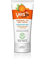 yesto Carrots Nettoyant Visage Exfoliant 110 ml