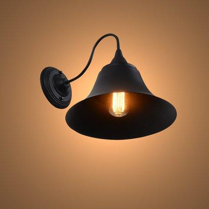 BOOTU LED Antike Wandleuchte Industrie für die Entwicklung des ländlichen Road Restaurant Schlafzimmer Lager bett Spiegel vorne Lampen Eisen Wandleuchten, TL-BT 125 - Bt-lager