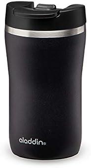 Aladdin Mug, Stainless Steel, Lava Black, 0.25L
