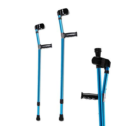 HGBKJUO-GZ Muletas, Bastones Caña Ortopédicos Caminar