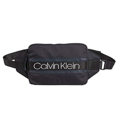 Calvin Klein Clash Ipad Sling, cartable homme, Noir (Black), 2x25x20 cm (B x H T)