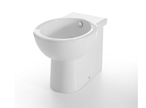 Cielo floor toilets and bidet Easy Bath floor bidet EASBI
